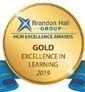 Brandon Hall Award in Gold