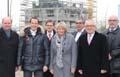 Von links: Dr. Wolfgang Weber, Albert Rupprecht, Prof. Dr. Alfred Höß, Prof. Dr. Andrea Klug, Prof. Dr. Wolfgang Renninger, Ludwig Zitzmann, Prof. Dr. Andreas Aßmuth.