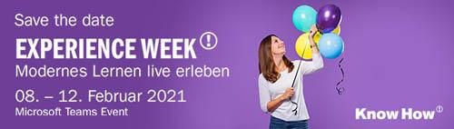 experience week